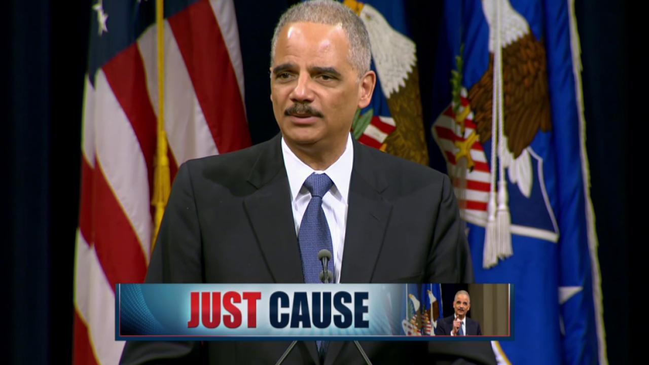 The legacy of Eric Holder