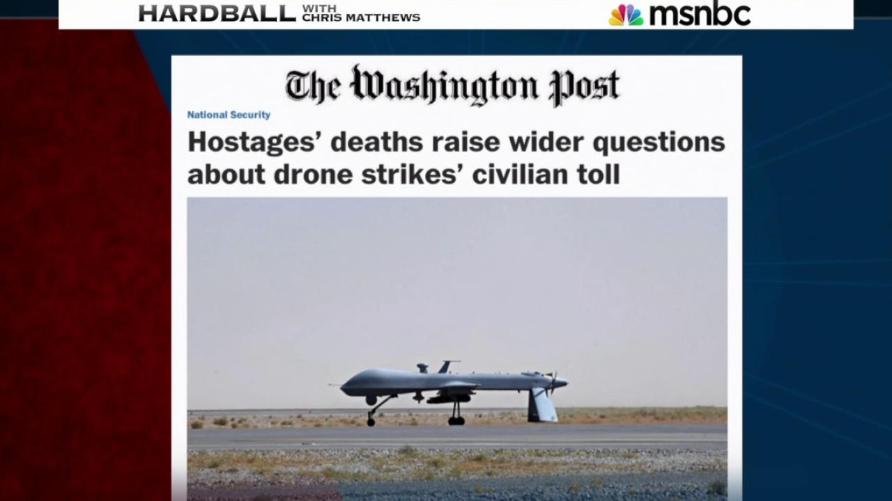The debate over drones