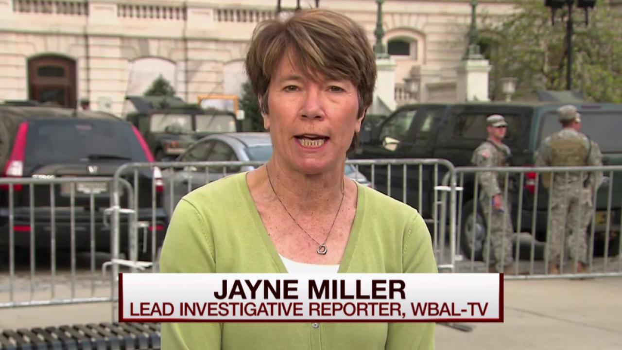 Reporter: Evidence shows Gray didn't self...