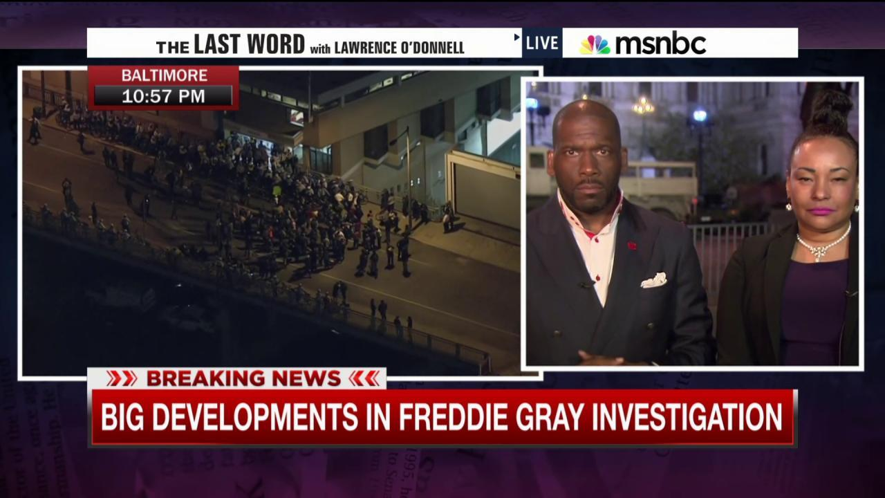Philadelphia ralliers: 'Philly is Baltimore'