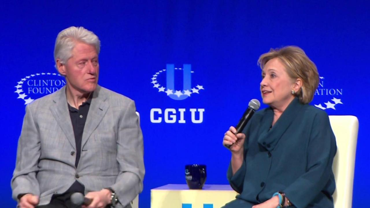 Clinton Foundation under increasing scrutiny