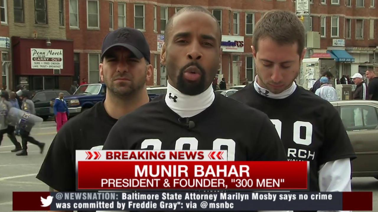 'Freddie Gray's humanity is being recognized'