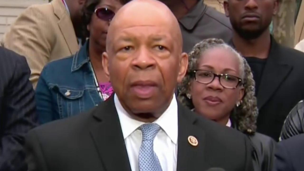 Congressman: 'It is a new day' in Baltimore