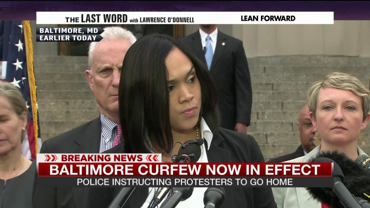 What we know about State's Atty Marilyn Mosby