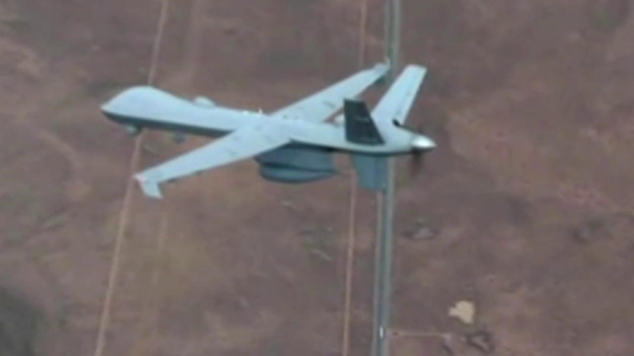 White House launches drone program review