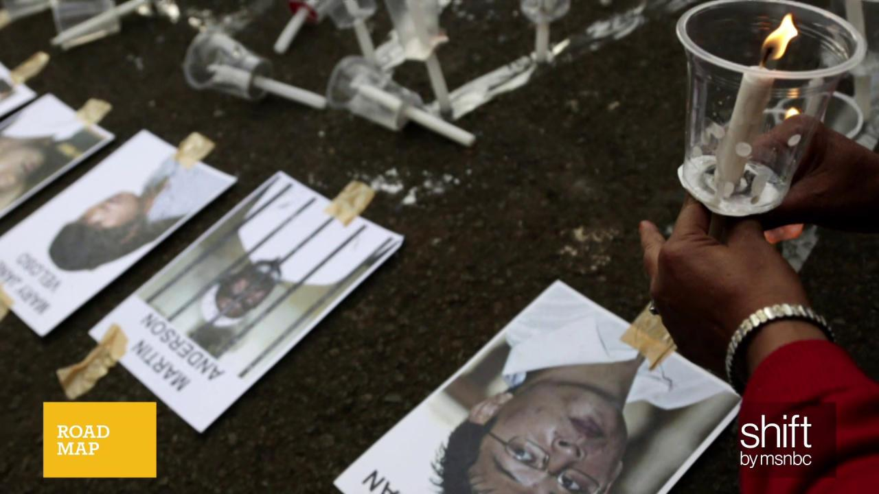 Indonesia executes eight for drug trafficking
