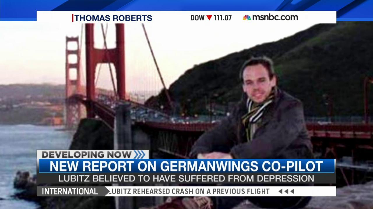 Did Germanwings co-pilot rehearse crash?