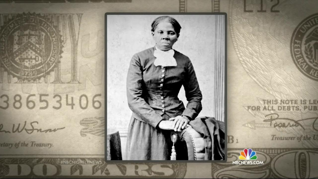 Harriet Tubman Wins Unofficial Vote to Be on $20 Bill