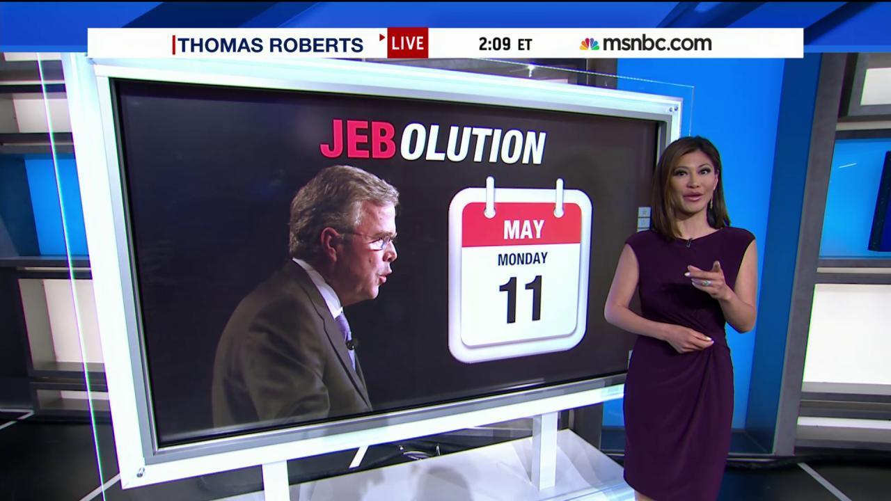 Jeb Bush's shifting stance on Iraq