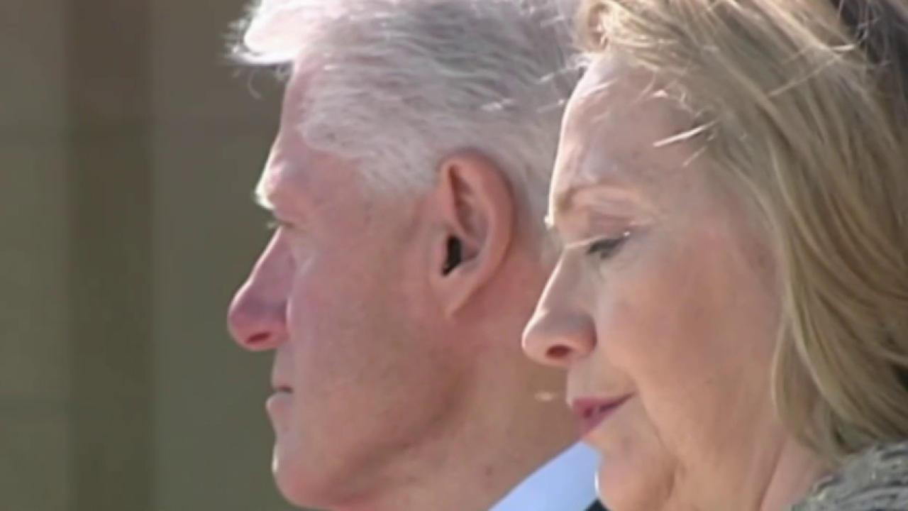 Clintons made at least $30M in 16 months