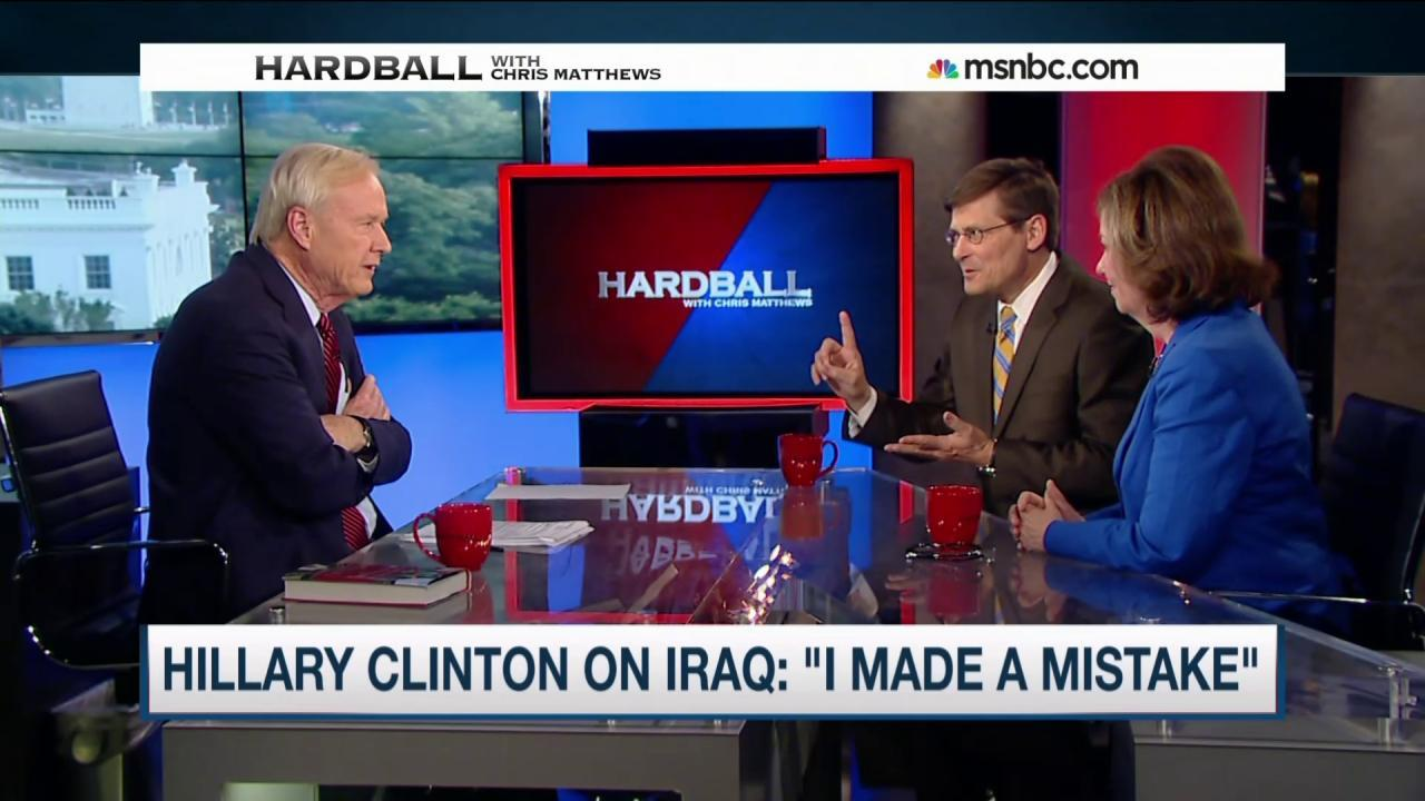 George W. Bush's intelligence briefer is talking: Bush & Cheney falsely presented intelligence on Iraq to public