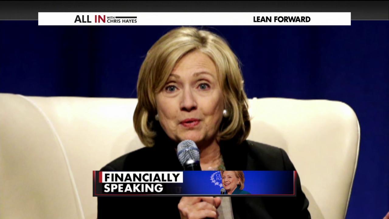 How Nicki Minaj explains Clinton speech fees