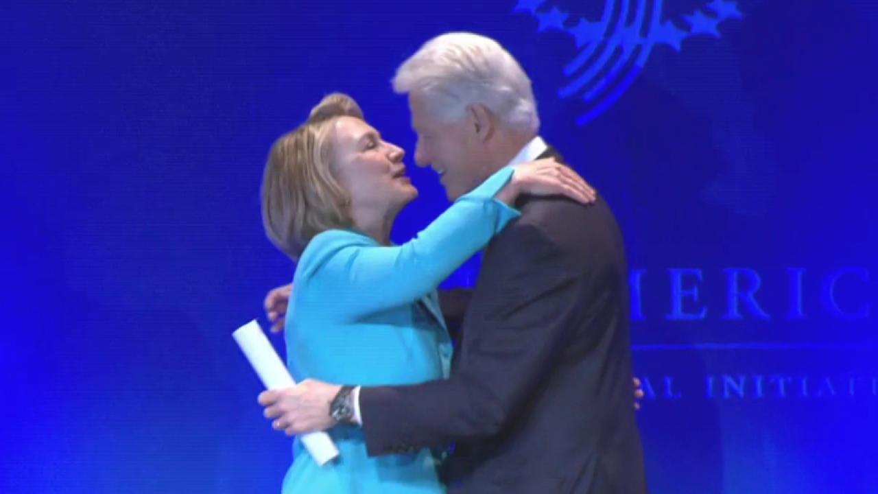 Harsh scrutiny on Clinton Foundation finances
