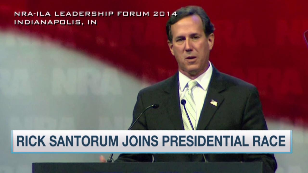 Rick Santorum's best moments