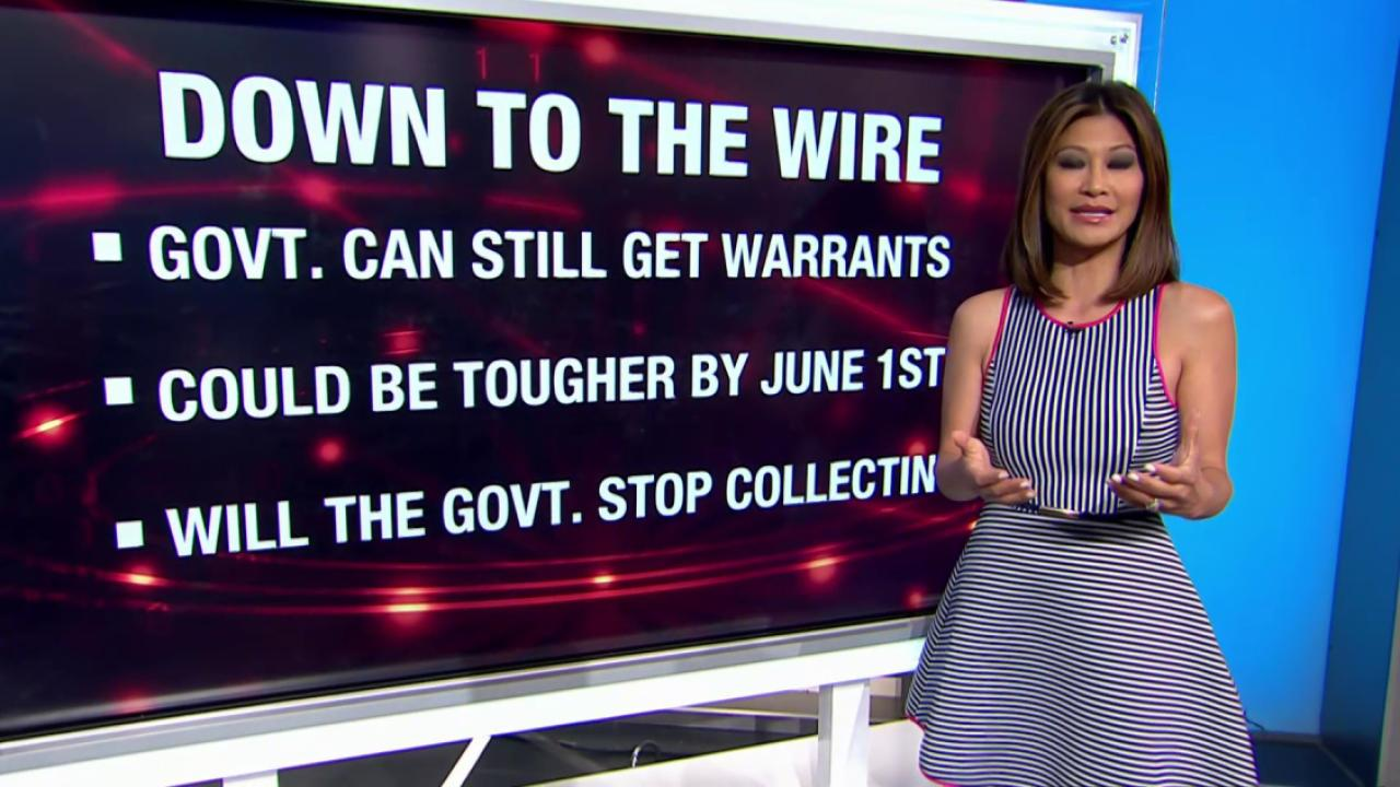 Patriot Act provisions get down to the wire