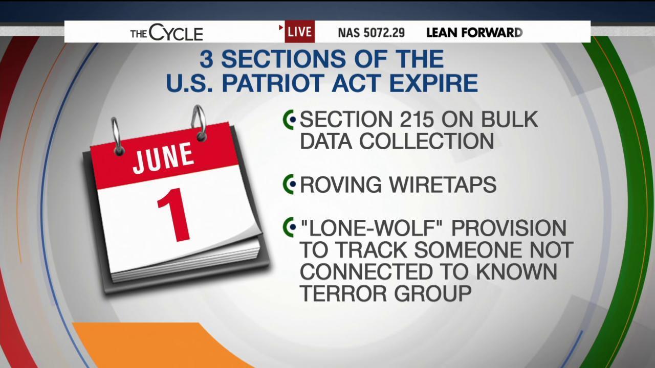 Patriot Act debate rages on in Congress