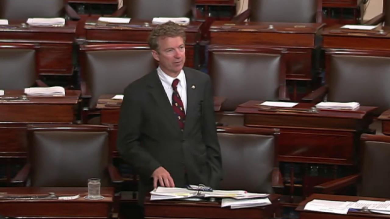 Senate at odds over Patriot Act