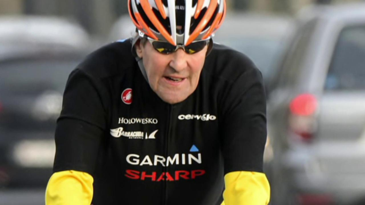 Kerry 'in very good spirits' after bike crash