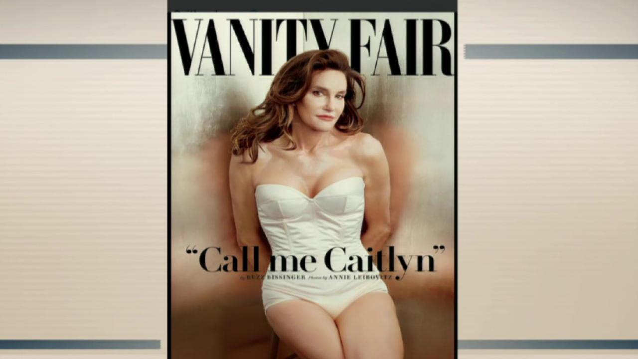 Caitlyn Jenner magazine cover revealed