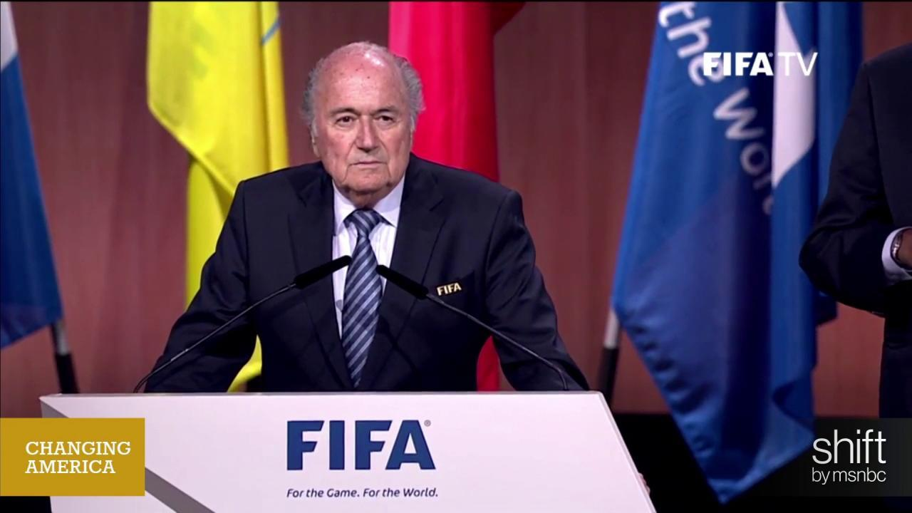 Why FIFA's corruption has a human toll
