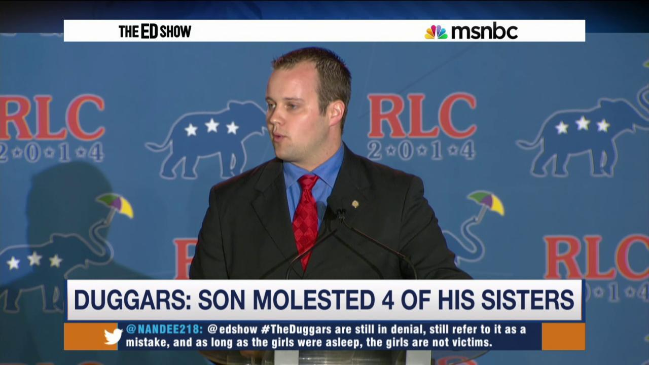 Duggar parents speak out