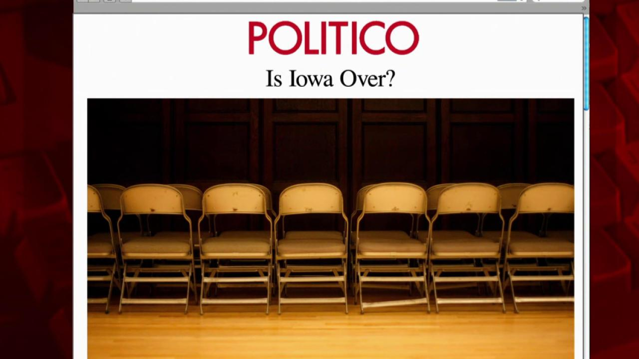 Iowa and the GOP