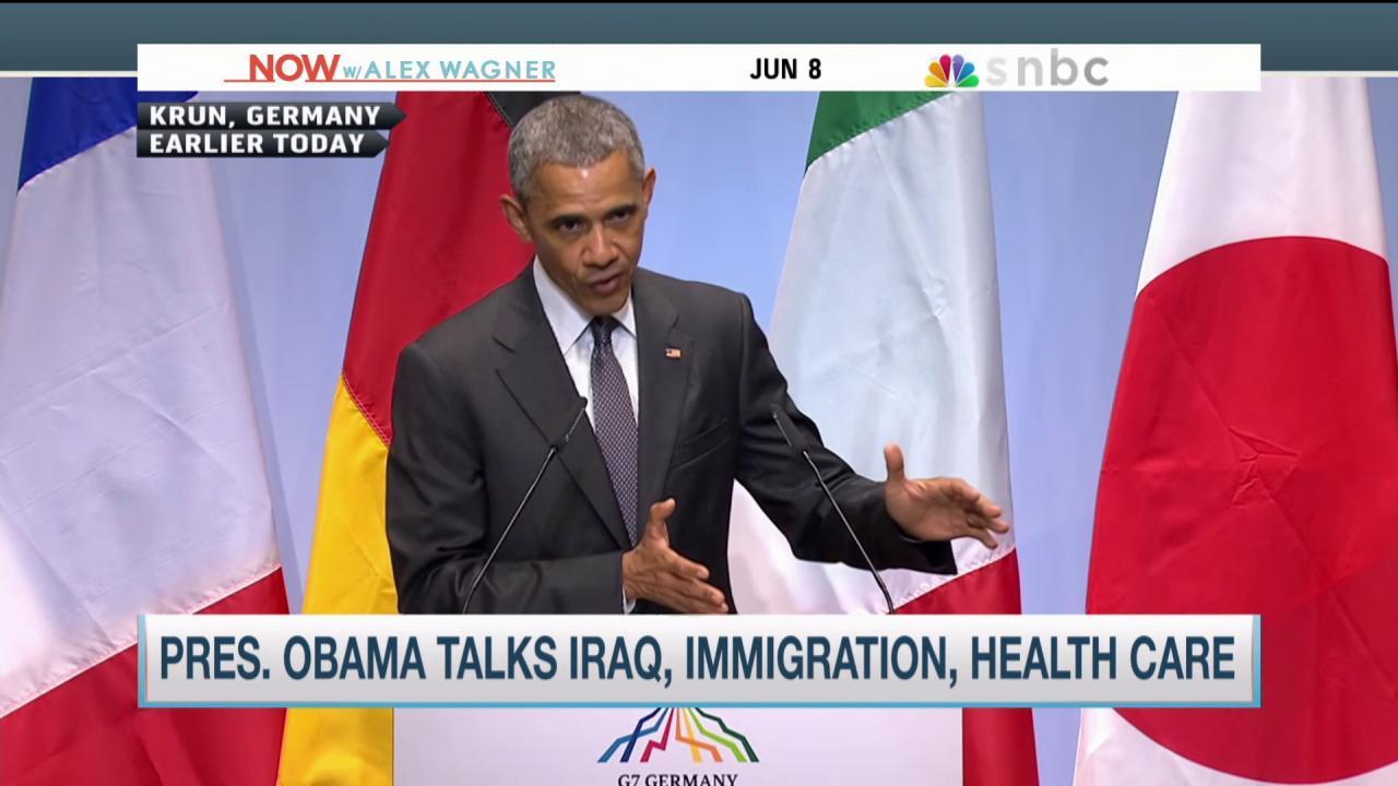 President Obama's legacy on Iraq