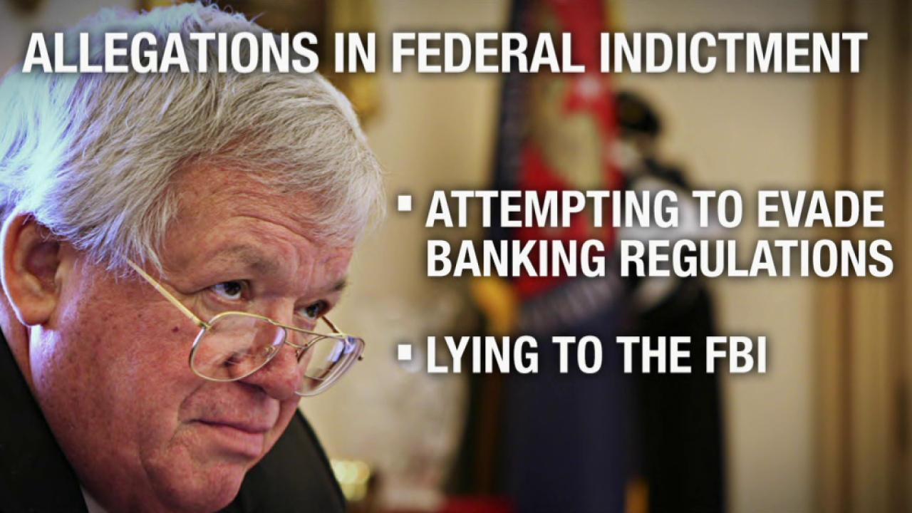A closer look at Hastert's legal charges