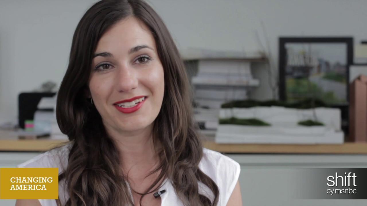 Meet the Latina landscape architect behind NYC's Highline
