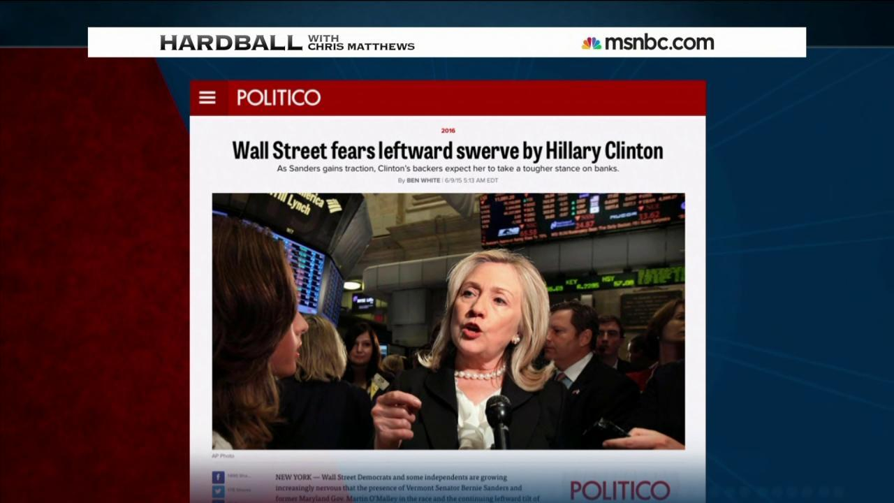 Hillary Clinton's strategy under attack