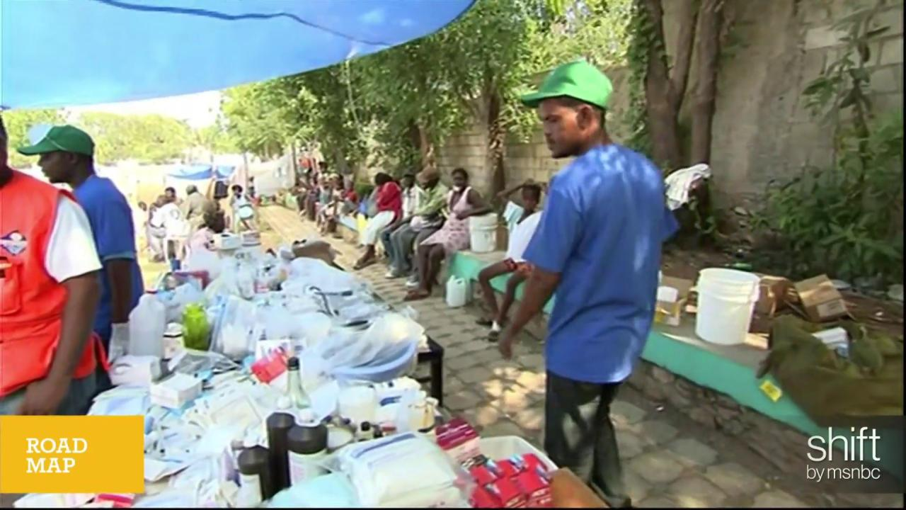 Red Cross mishandled aid money in Haiti:...