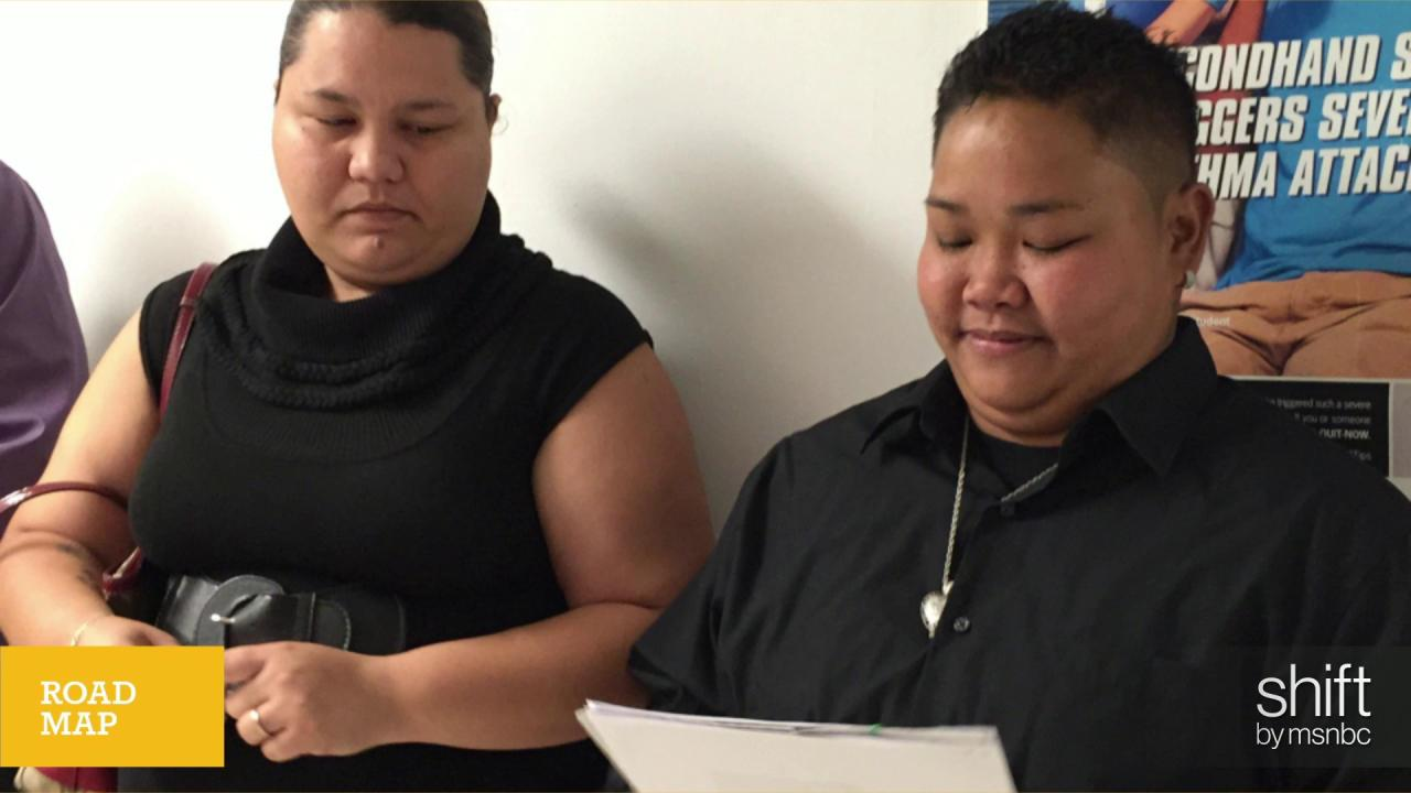 Judge lifts gay marriage prohibition in Guam