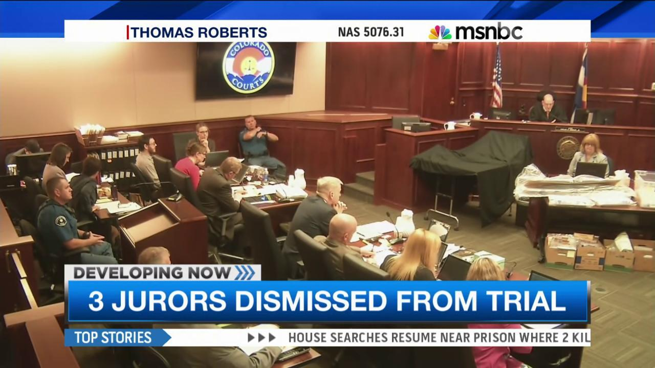What's next in the James Holmes trial?