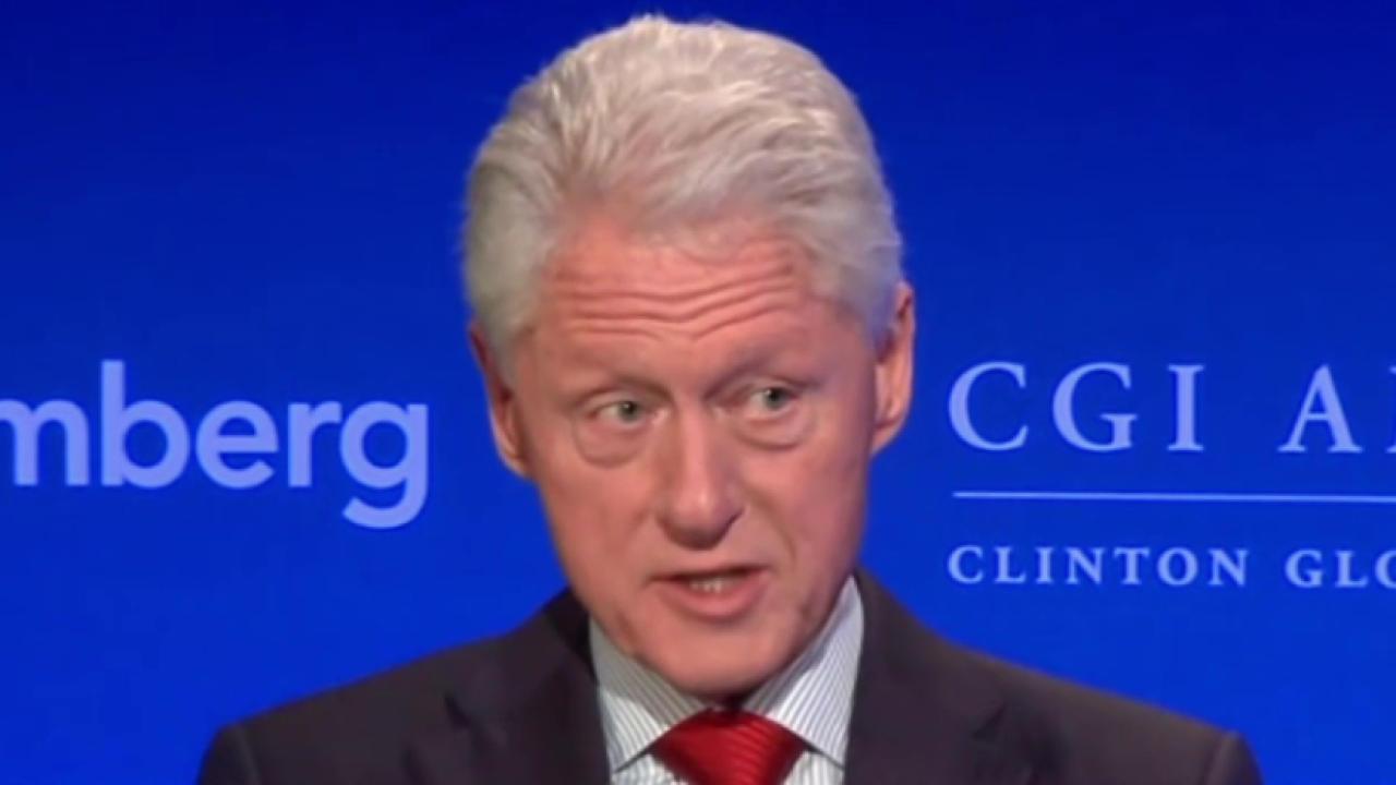 Bill Clinton defends foundation's policies
