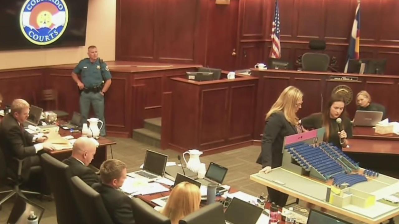 Survivors of Aurora theater attack testify