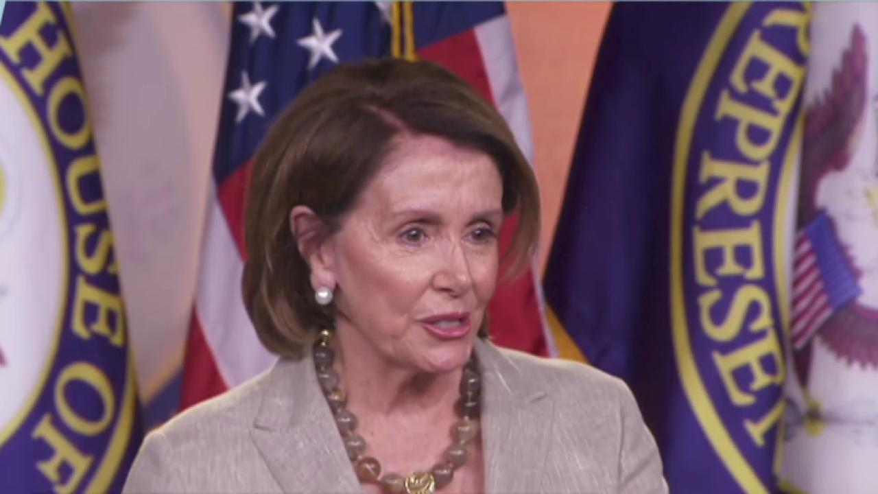 Democrats clash over controversial trade bill