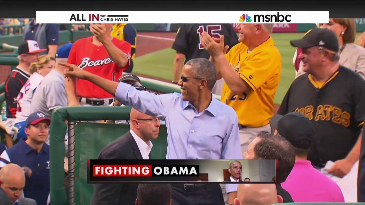 A stunning rebuke for President Obama