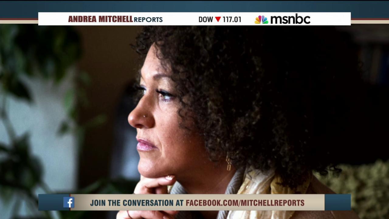 Rachel Dolezal's parents speak out