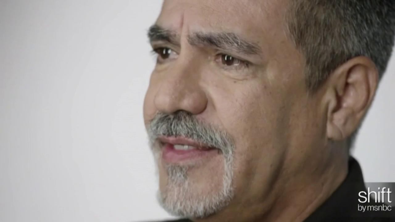 HIV+ Latino uses his art for activism