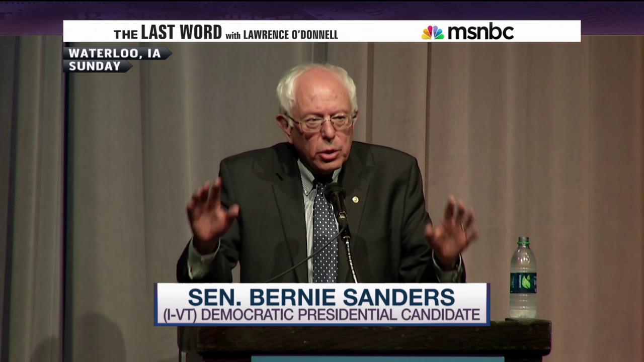 Sanders surge: A viable Clinton alternative?