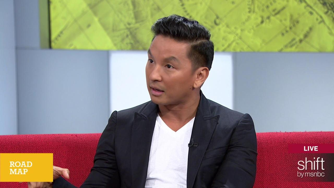 Prabal Gurung on crowdsourcing for Nepal aid
