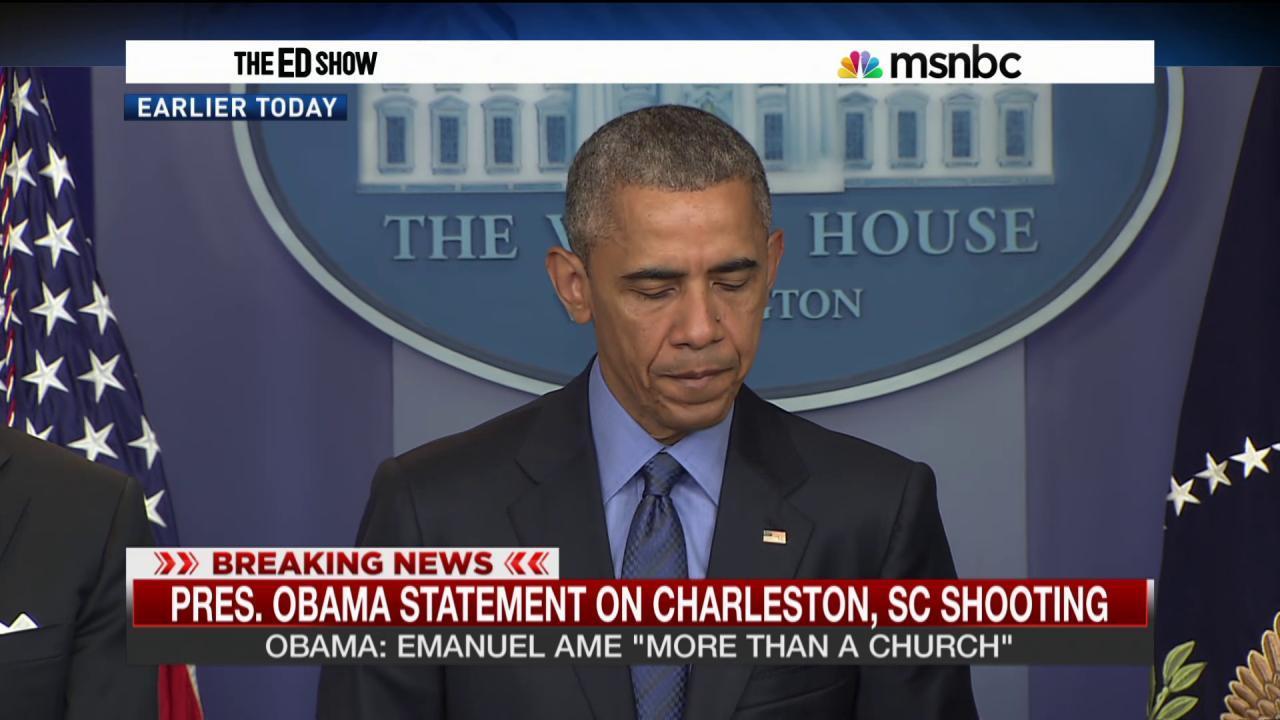 2016 candidates react to Charleston shooting