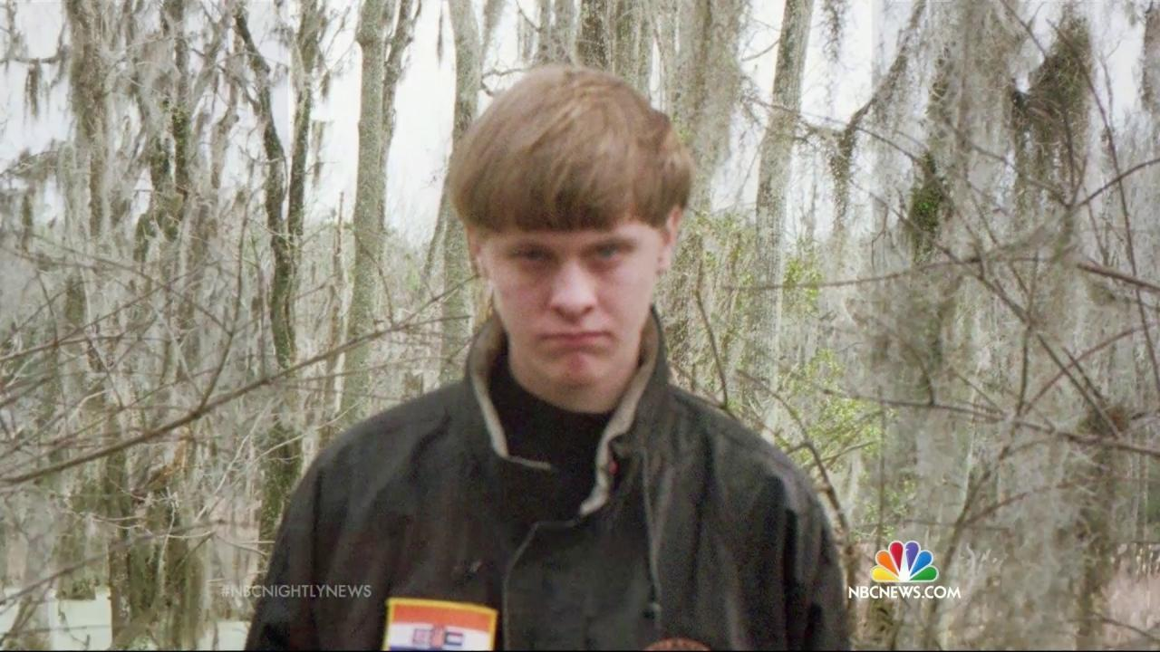 Dylann Storm Roof Arrested In Charleston Church Shooting