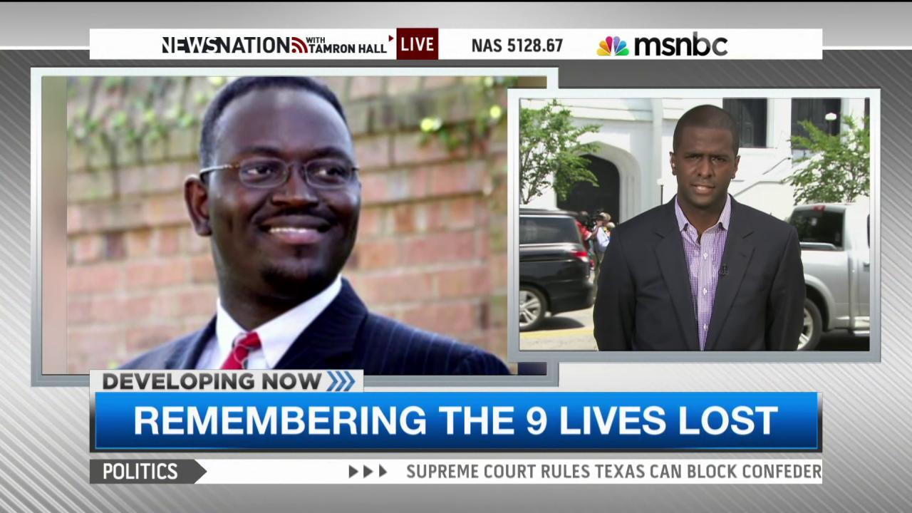 Fmr. SC State Rep: 'I'm still crying'