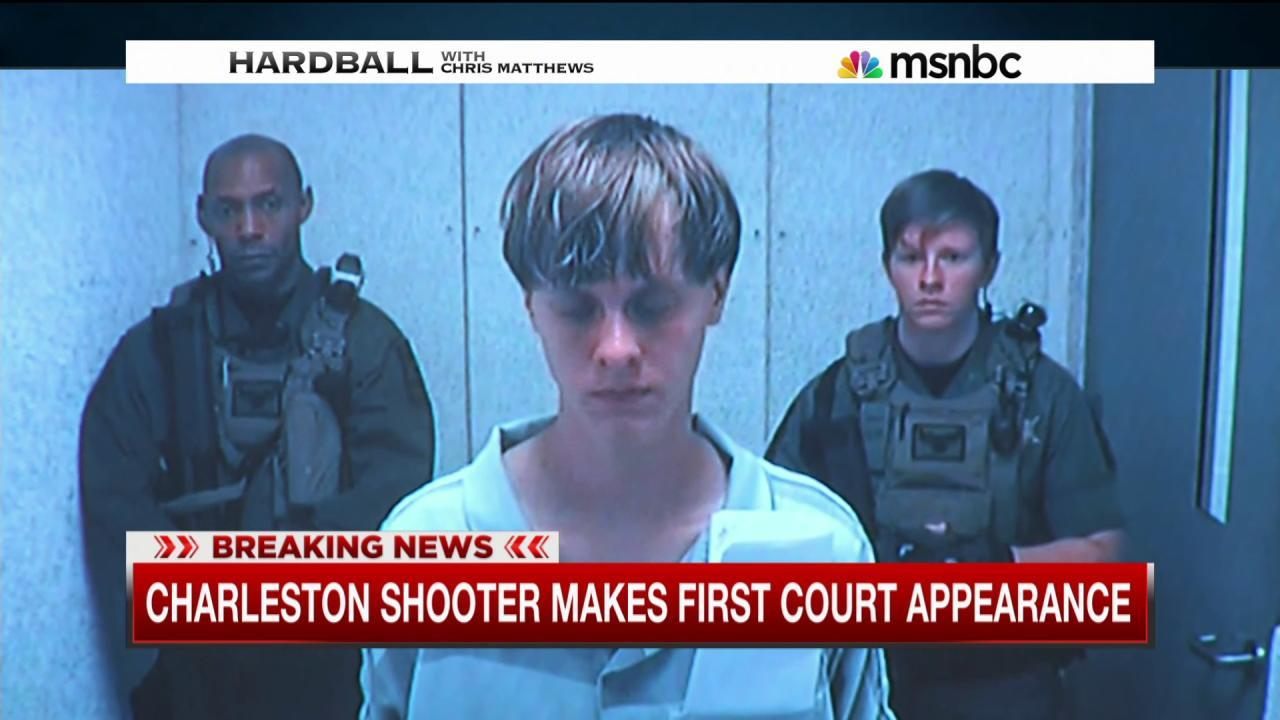 New details about Charleston shooter
