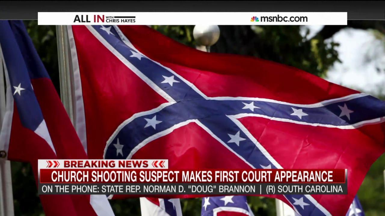 State Rep.: Remove Confederate flag