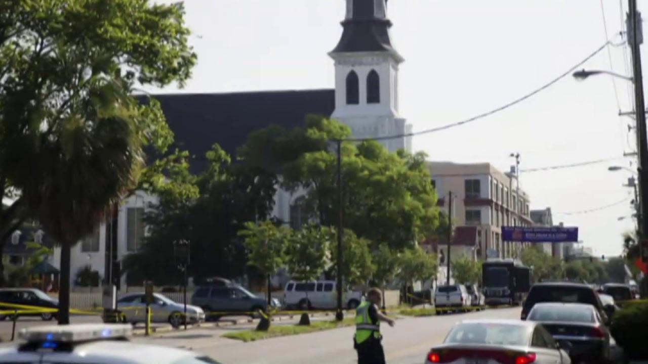 Forgiveness in Charleston, South Carolina