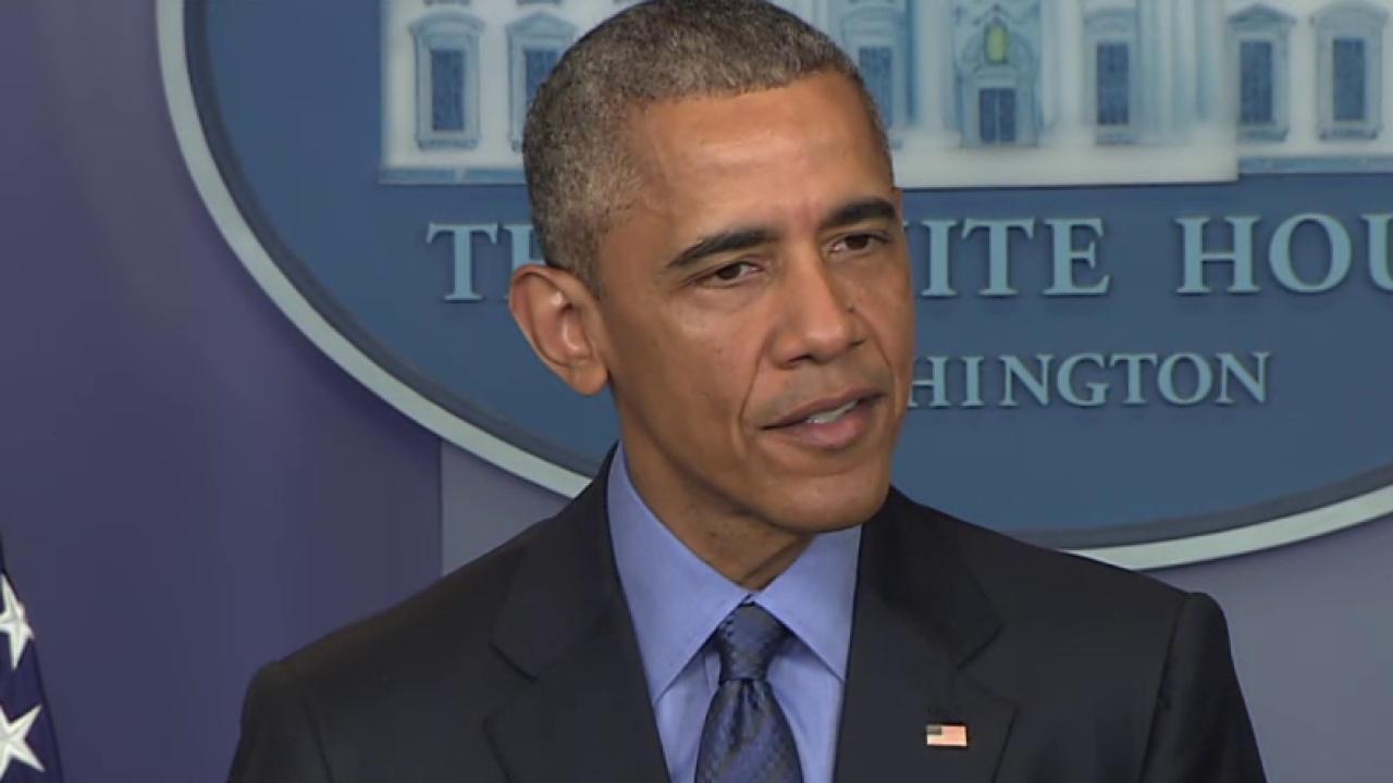 Obama's response: Tragedies are too familiar