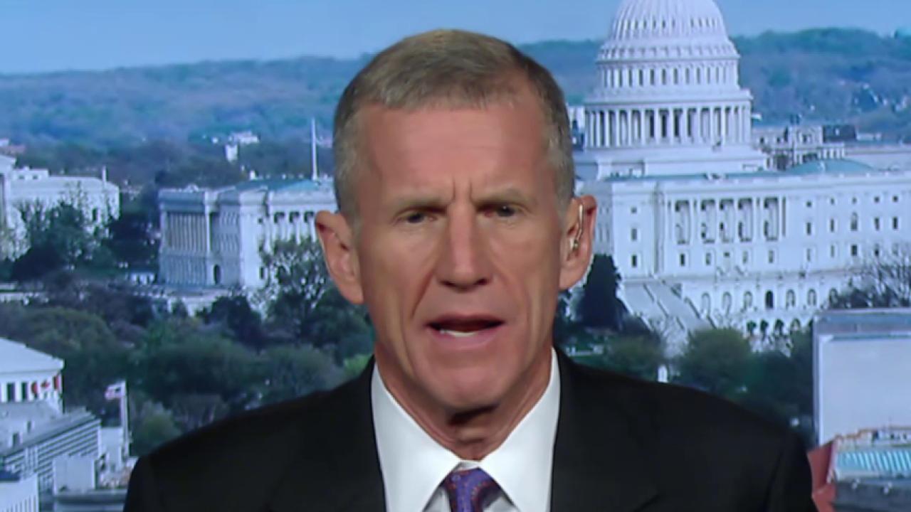 McChrystal on fighting Al Qaeda and ISIS