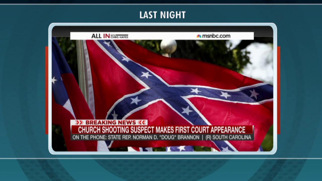 Attack renews Confederate flag debate